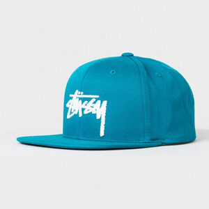 스투시 STOCK SP16 CAP  //  TEAL