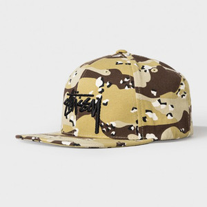 스투시 STOCK SP16 CAP  //  CAMO