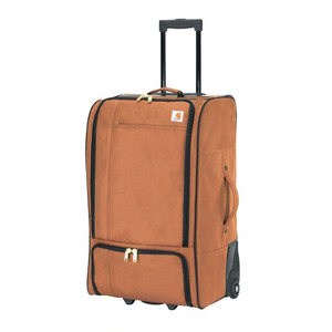 칼하트 캐리어  legacy 25 inch wheeled gear traveler  // carhartt brown