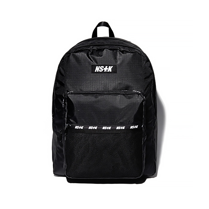 네스티킥 NSTK LINE NET BACKBPACK/BLACK