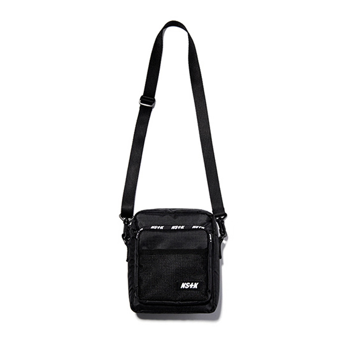 네스티킥 NSTK LINE NET CROSS BAG/BLACK