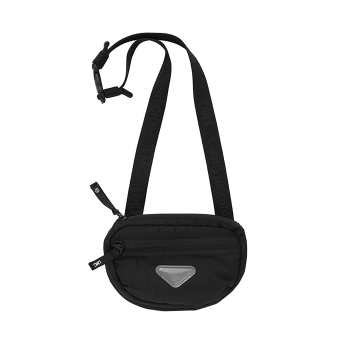 엘엠씨 LMC MILANO MINI FANNY PACK/black